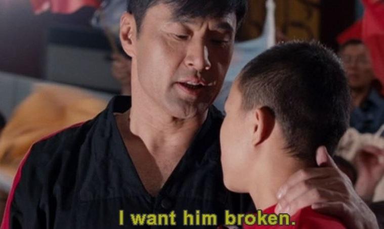 Karate Kid stars transformed