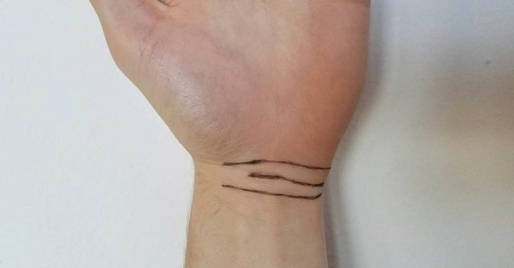 The Lines On Your Wrist Says About You