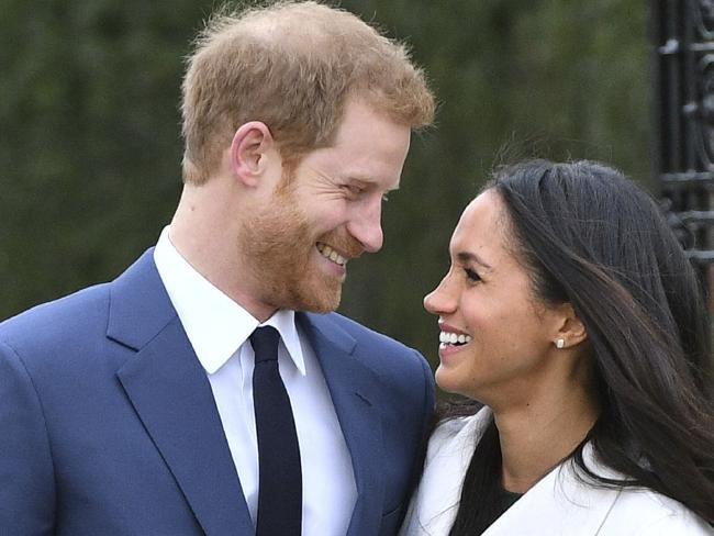Prince Harry Announced His Engagement With Actress Meghan Markle