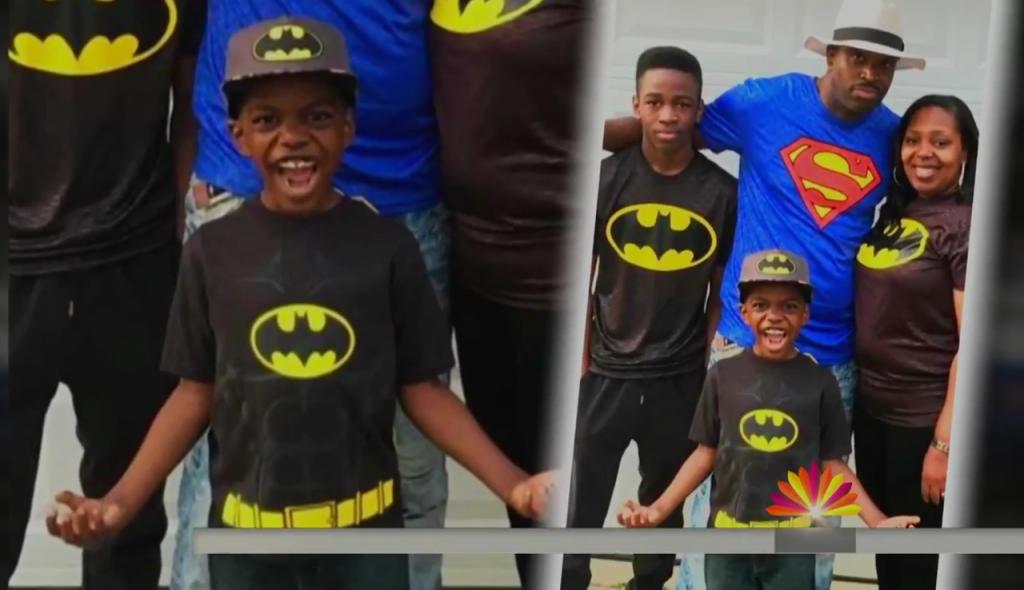 superhero beat cancer