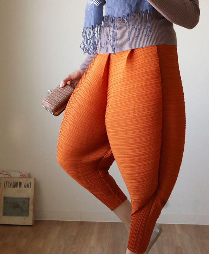 Japanese fried chicken pants are a fashion bizarre