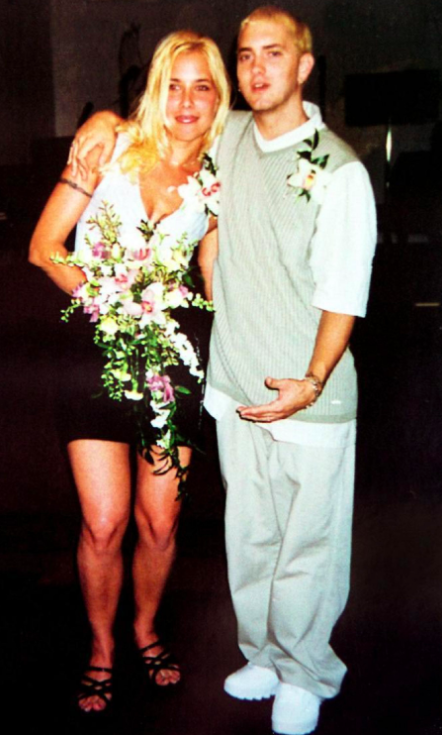 this is what Eminem's wife kim look now